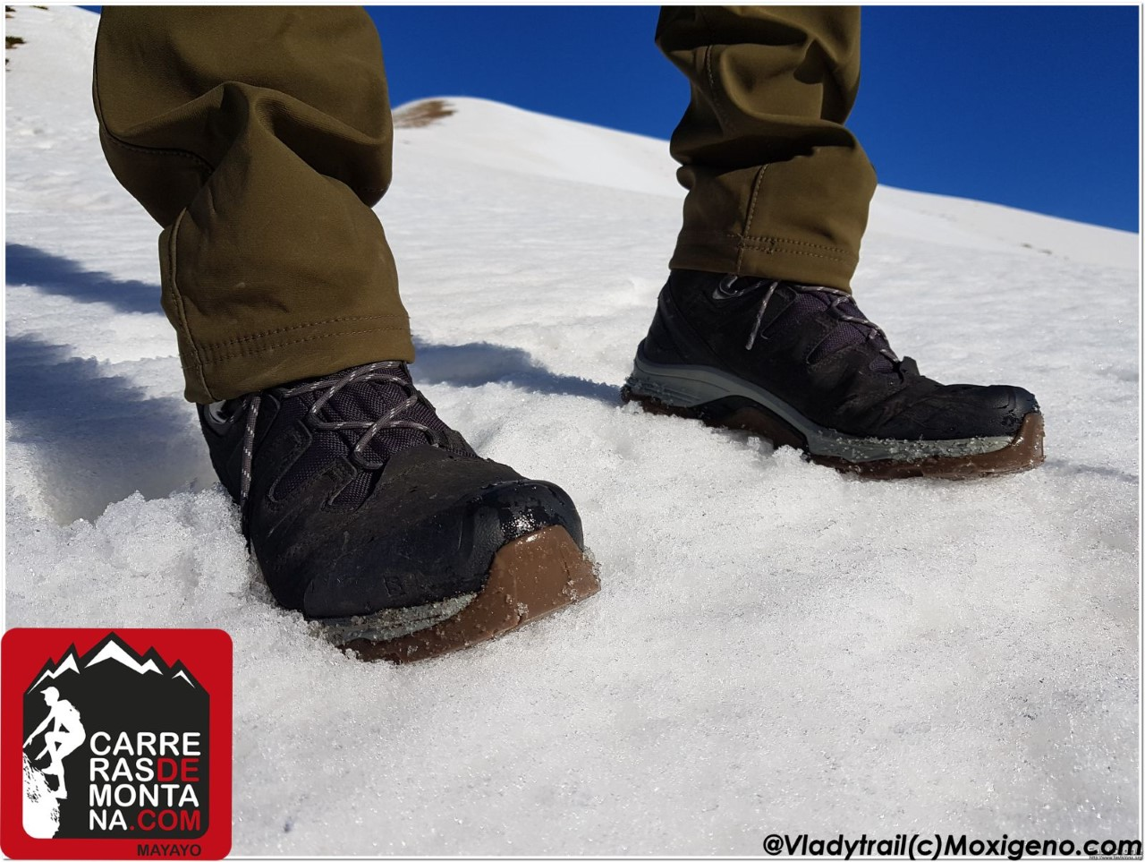 SALOMON QUEST WINTER GORETEX: Botas trekking tope gama, prueba a fondo por @Vladytrail