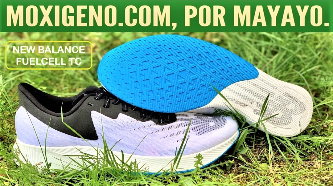 NEW BALANCE FUELCELL TC REVIEW: ZAPATILLA CON PLACA DE CARBONO PARA ENTRENAR O COMPETIR.