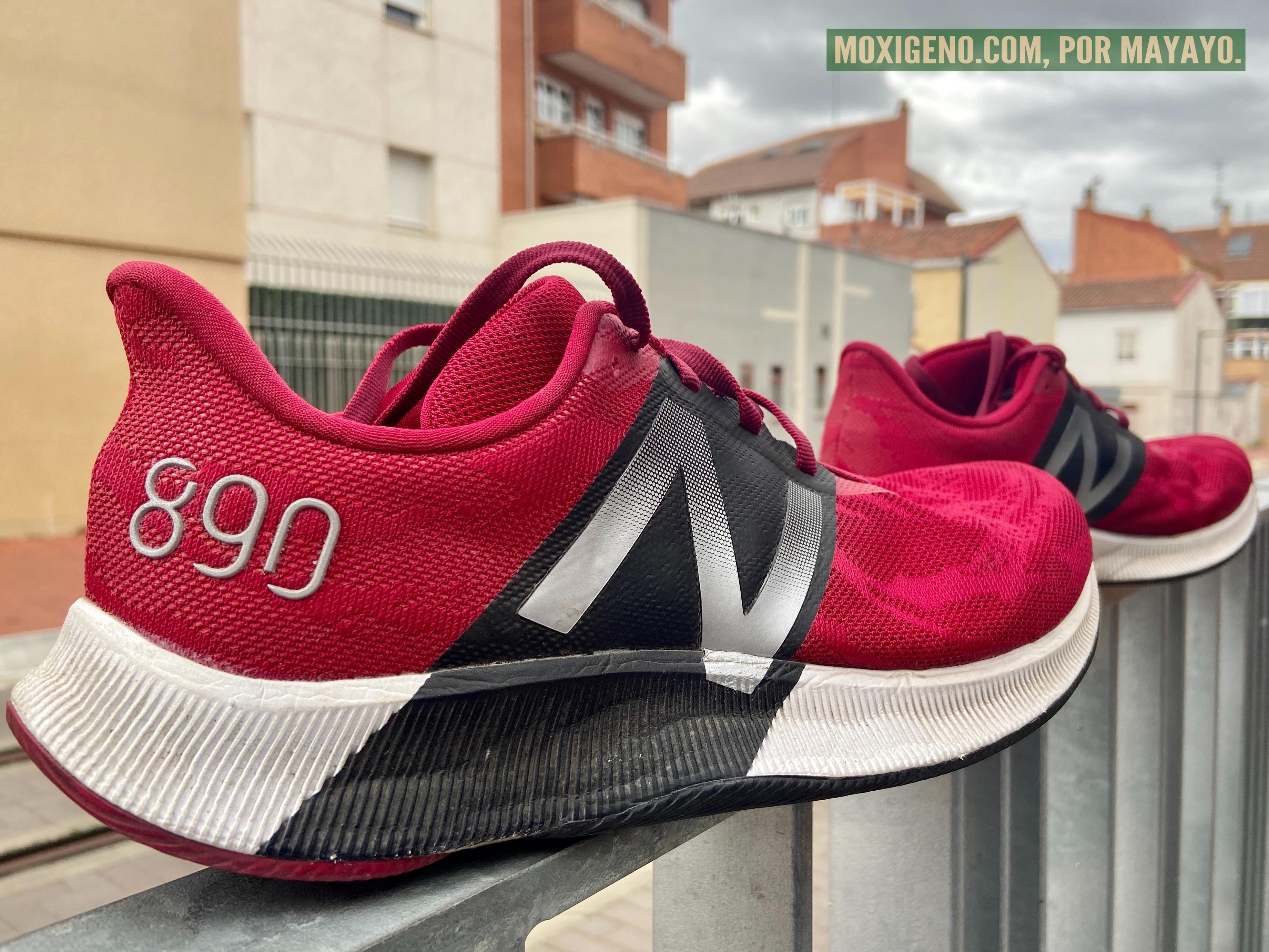 NEW BALANCE FUELCELL 890 V8: PRUEBA +200 KMS POR SABUGO. Una ...